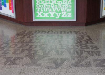 Mann Printing Floor
