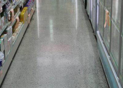 Supermarket Floor